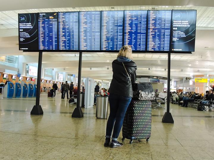 """Подсчитан рост цен на авиабилеты в сравнении с """"нормальным"""" годом"""