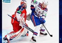 СКА уступил ЦСКА в первом матче финала Западной конференции