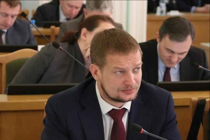 Омский вице-мэр Заремба сыграл революционера в фильме о