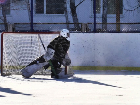 В Приамурье спортшкола получила 25 миллионов на развитие хоккея