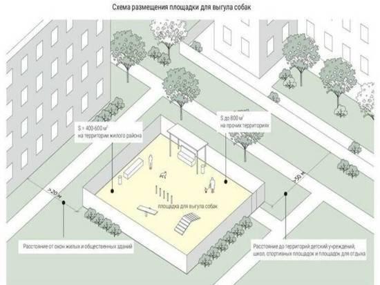 В Челябинске появятся новые площадки для выгула собак