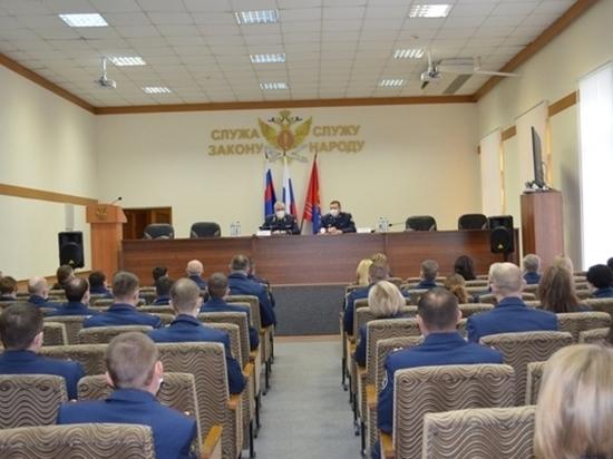 В Ивановской области – новый начальник УФСИН