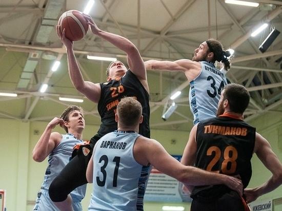 Свердловские баскетбольные команды сыграют в полуфинале Суперлиги-1