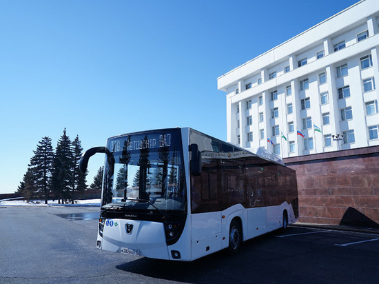 На улицы Уфы выйдет новая модель нефтекамского автозавода