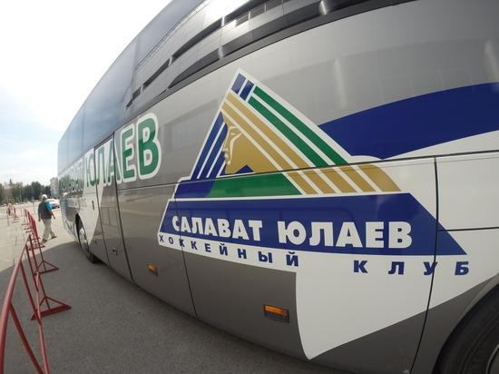 Выбывший из розыгрыша Кубка Гагарина «Салават Юлаев» оказался командой одного звена