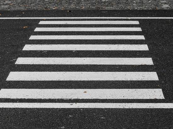 В Барнауле сбили девочку возле пешеходного перехода