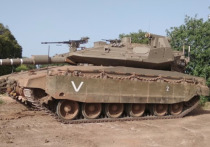 Израильская армия получила новейшую модификацию танка Merkava IV Mem 400 с улучшенной защитой и новой электронной «начинкой»
