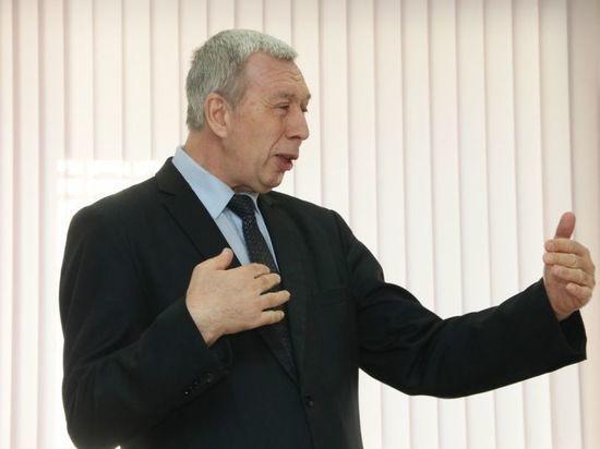 Александр Лихачёв: «Считаю, в отношении Федотова грубо нарушается закон»