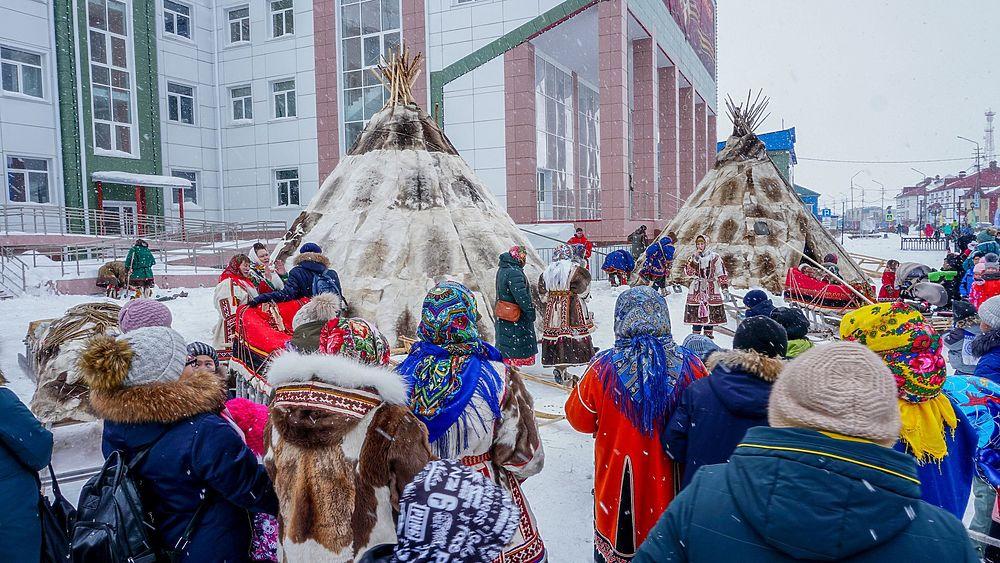 Масштабный праздник коренных северян: День оленевода отмечают в Яр-Сале