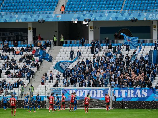 «Локомотив» обыграл «Ротор» в Волгограде со счетом 2:0