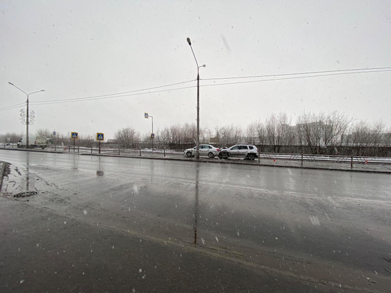 Накануне в Северодвинске произошло ДТП по вине нетрезвого водителя