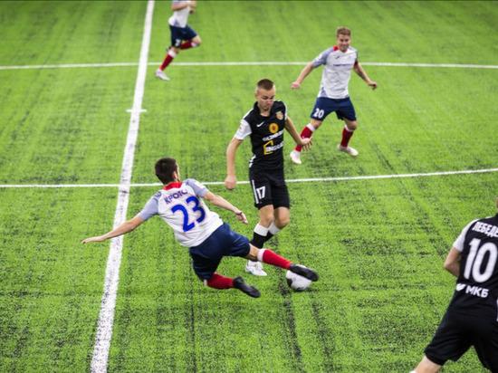 Омский «Иртыш» проиграл «Торпедо» в Москве