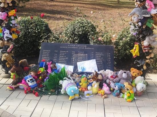 Обострение боевых действий на Донбассе стало причиной гибели ребенка