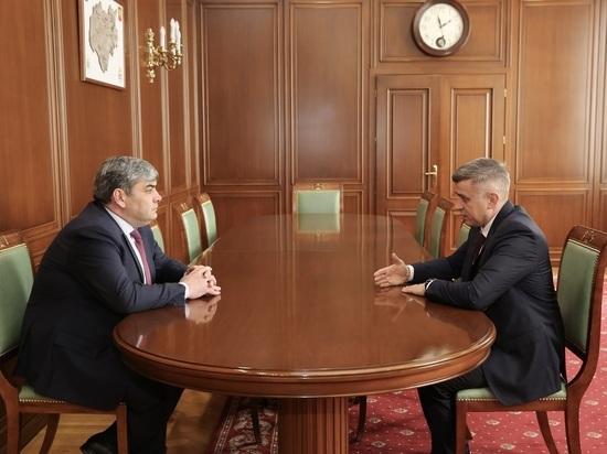 Вице-президент «Ростелекома» и глава КБР обсудили планы по цифровизации региона