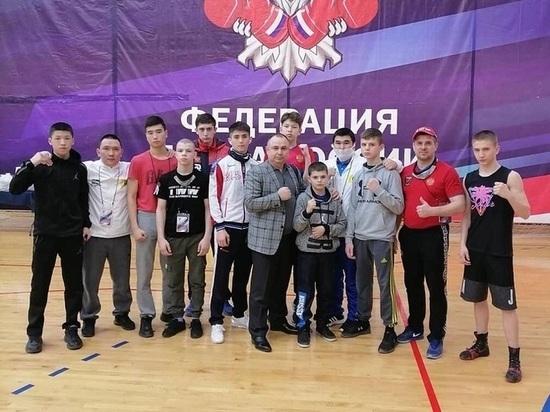 Юные боксеры Калмыкии завоевали медали  на первенстве ЮФО