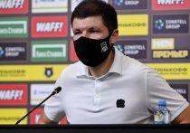 Тренер «Краснодара» ушел в отставку после 0:5 от «Ахмата»