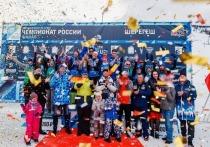 Женская команда из Кемерова заняла серебро на чемпионате России по волейболу на снегу