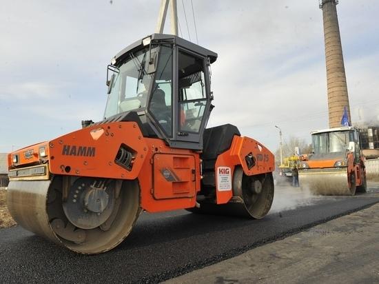 В Хакасии отремонтируют более 20 дорог в текущем году