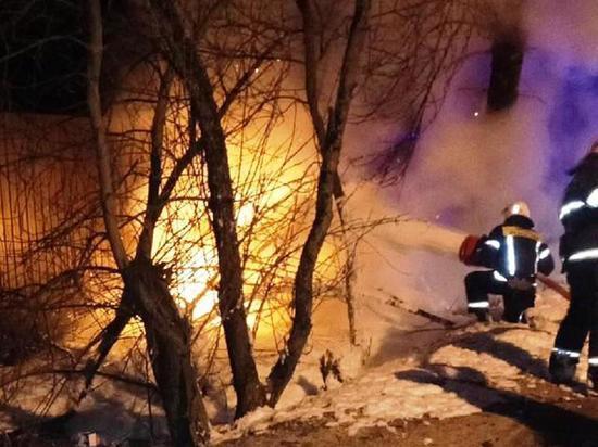 Озвучены подробности гибели трех человек в сгоревшей в Калуге иномарке
