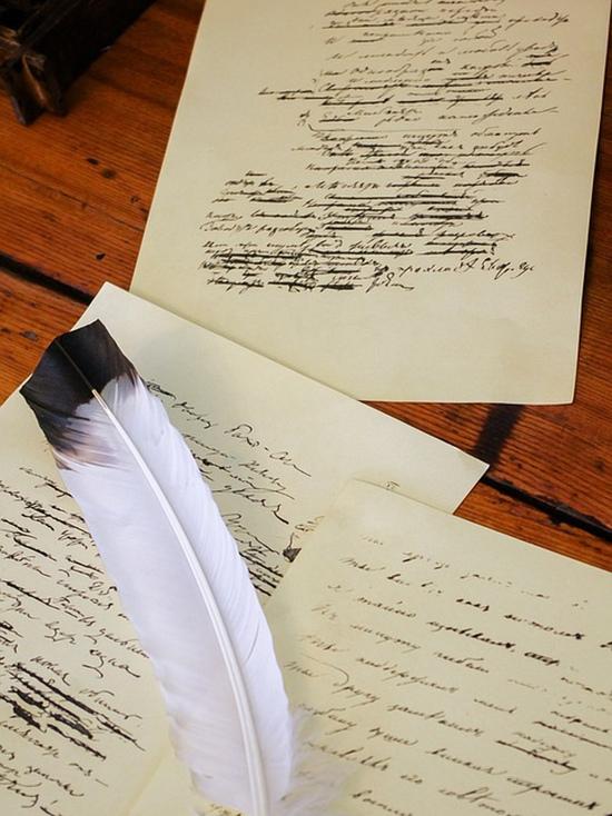 В Покрове активист раздавал листовки со стихотворением Пушкина