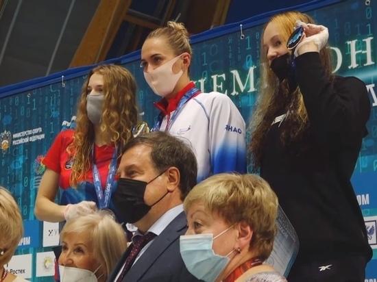 Фесикова завоевала золото Чемпионата России для Калужского региона