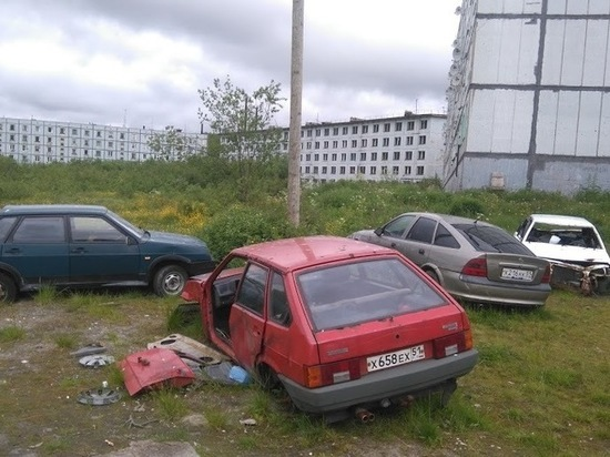 Петрозаводчан призывают жаловаться на парковщиков на газоне