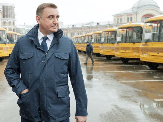 Алексей Дюмин занял 86 место в мартовском рейтинге «100 ведущих политиков России»