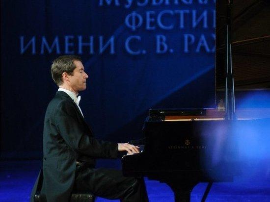 Рахманиновский фестиваль в Тамбове открыл пианист Николай Луганский