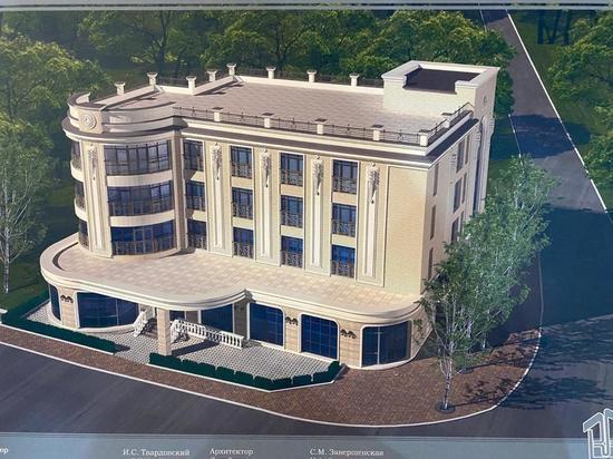Новый гостиничный комплекс построят в курортном Железноводске