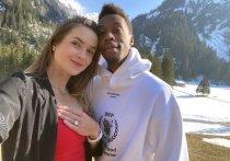 Свитолина учила Монфиса говорить по-русски и кормила борщом, теперь они женятся