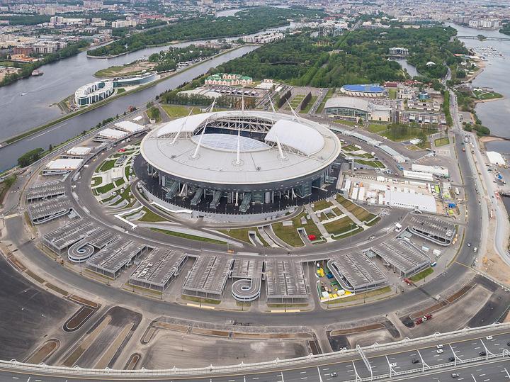 Санкт-Петербург попал в список надежных городов-организаторов Евро-2020