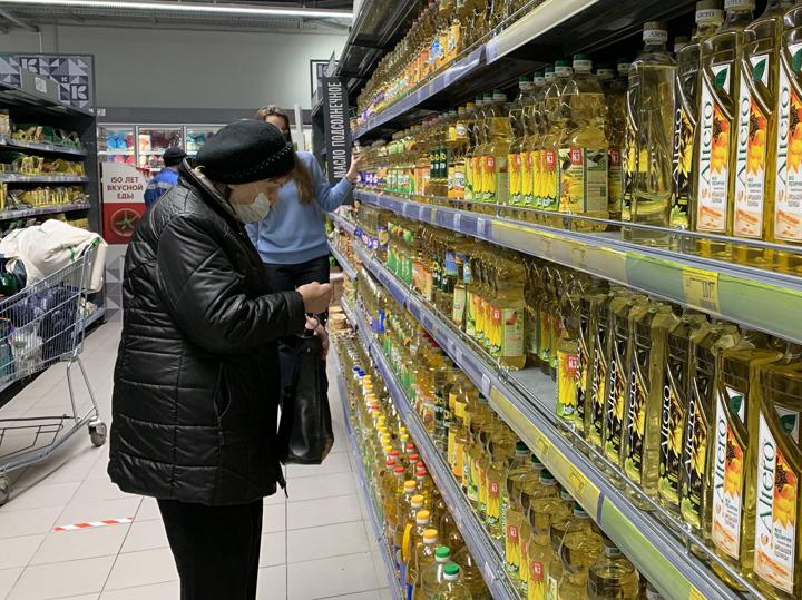 Выяснилось, сколько будет стоить еда после окончания заморозки цен