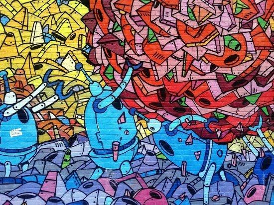 Фестиваль Street Vision ищет в Томске фасады для новых граффити и стрит-арта