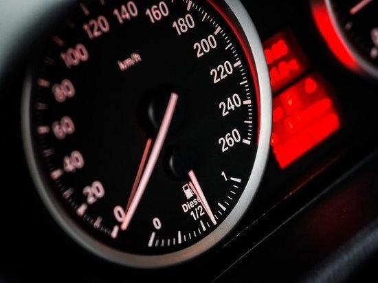 Новый способ ограничения скоростного режима появится в России