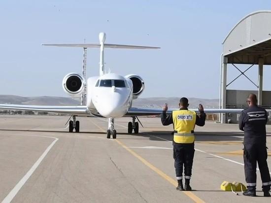 """ВВС Израиля получили новый разведывательный самолёт """"Орон"""""""