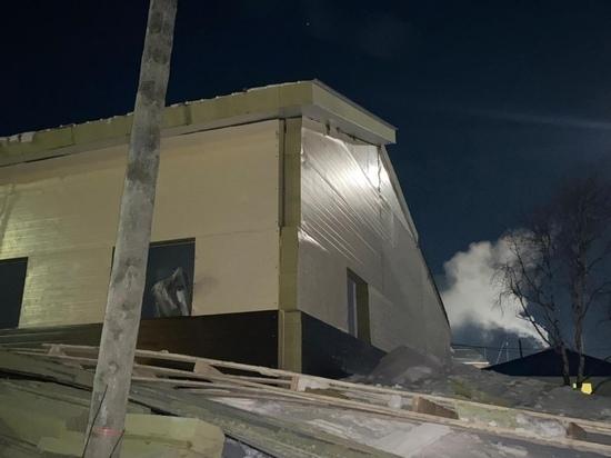 «Тяп-ляп и готово»: некачественное строительство спорткомплекса в Харсаиме возмутило ямальцев