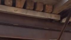 Огромный мост в Приморье разваливается на глазах