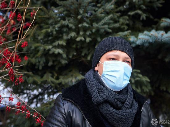 54 человека заразились коронавирусом в Кузбассе за сутки, один скончался