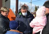 Губернатор Игорь Кобзев поручил наращивать темпы строительства в Тулуне