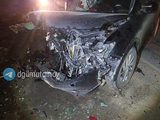 Челябинец пострадал в ДТП под Башкирией