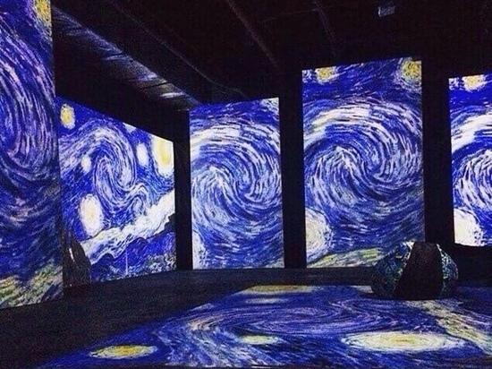 В Якутии «оживят» картины Ван Гога