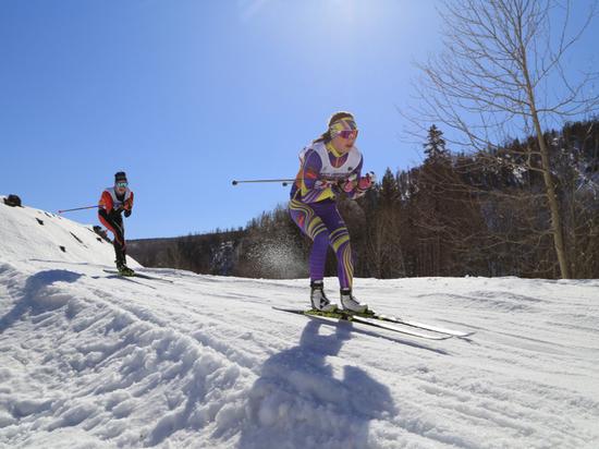 В Хабаровском крае с полтысячи любителей лыжного спорта пробежали марафон «Мяо-Чан»