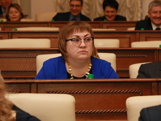 Депутат Евгения Боровикова не возглавит Октябрьский район Барнаула