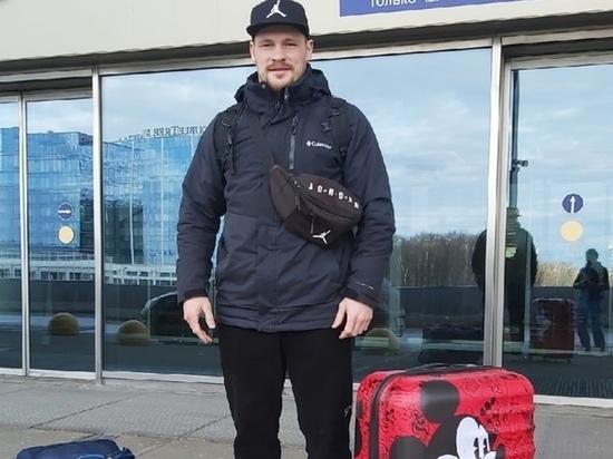 Калужский боксер Егоров улетел в Кисловодск готовиться к бою за титул чемпиона мира