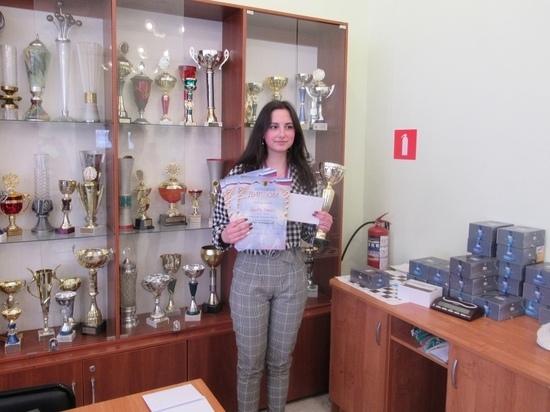 Чемпионкой Карелии по шахматам впервые стала девушка