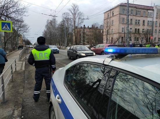 Восемь пьяных водителей поймали на дорогах Петрозаводска на выходных