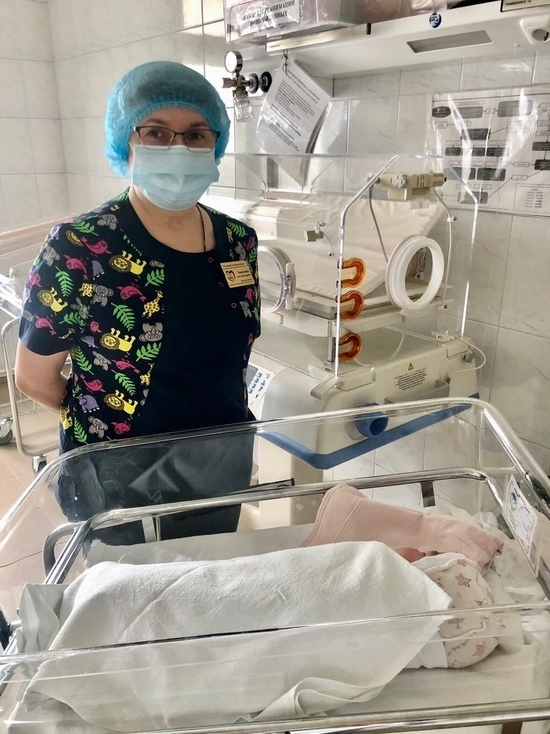 Несмотря на пандемию, в Обнинске за год увеличилось число родов