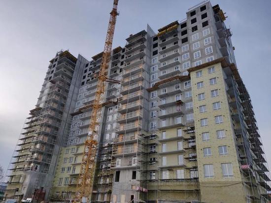 Застройщику выдали разрешение на возведение второй многоэтажки на Старой Кукковке