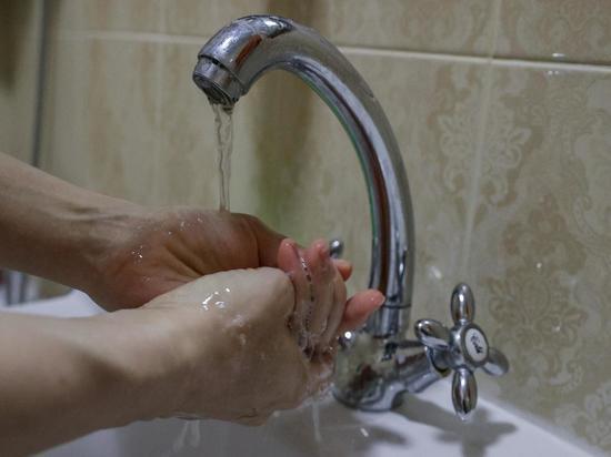 С 10 апреля в Симферополе изменят графики подачи воды по выходным