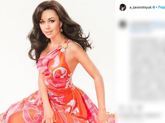 3 апреля актриса отпраздновала свой юбилей